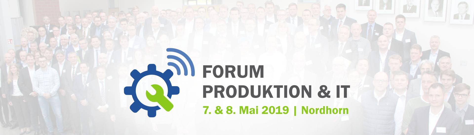 Forum Produktion & IT